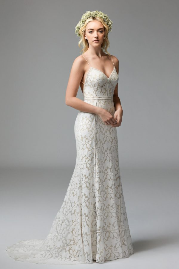 New in stock: bridal gowns by Willowby